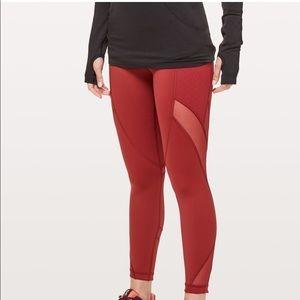 9d7527c66 lululemon athletica Pants - Lululemon Run Smoothly Crop  23